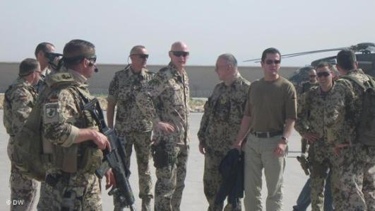 Germany in ISAF 2010