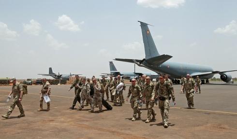B.in Mali 2013