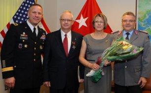die Bundeswehr Award ceremony Feb.2014
