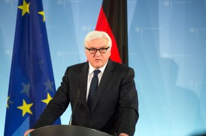 Press Conference between Steinmeier and his Togo counterpart