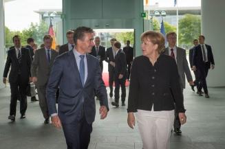 NATO Secretary General visits Berlin