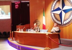 Botschafter Schaefers Botschafter am NATO Defense College