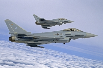 Eurofighter of the German Air Force (3)