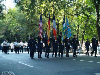 General Von Steuben day Parade, NY