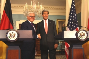 Foreign Minister Steinmeier and Secretary John Kerry Feb.2016