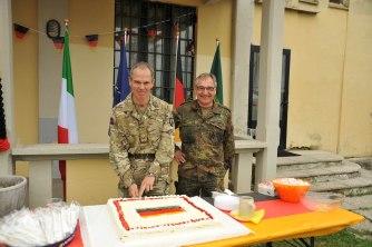 Tag der Deutschen Einheit in NATO
