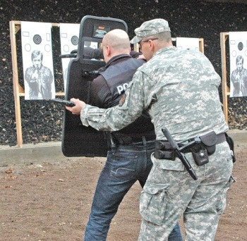 EUCOM US German Law-Enforcement Training 2010