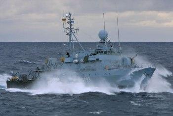 Hohlstablenkboot AUERBACH-OBERPFALZ