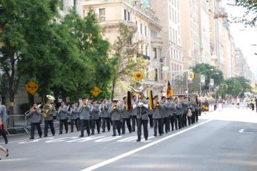 10-General von Steuben parade in New York City September 2015