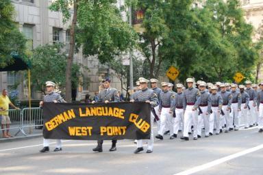3-General von Steuben parade in New York City September 2015