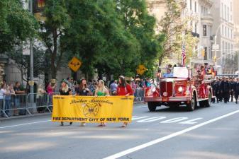 4-General von Steuben parade in New York City September 2015