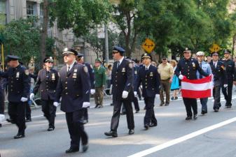 8-General von Steuben parade in New York City September 2015