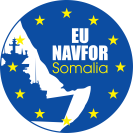 EU NAVFOR logo with Blue Outline - circular Copy-Right Protected