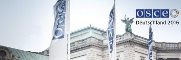 Germany's OSCE Presidency 2016