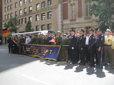 2007 Steuben Parade