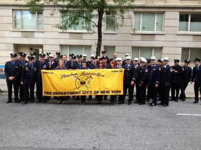 FDNY Gen. von Steuben Association, September 19th 2015