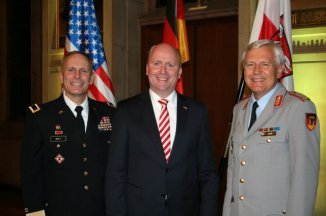 German-American Friendship day in US Army Europe, 1 October 2015